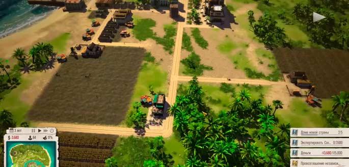 Tropico 5 строительство городов на пк