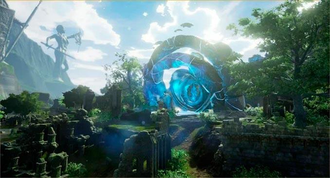 Самые красивые MMO игры которые выйдут на ПК в 2019