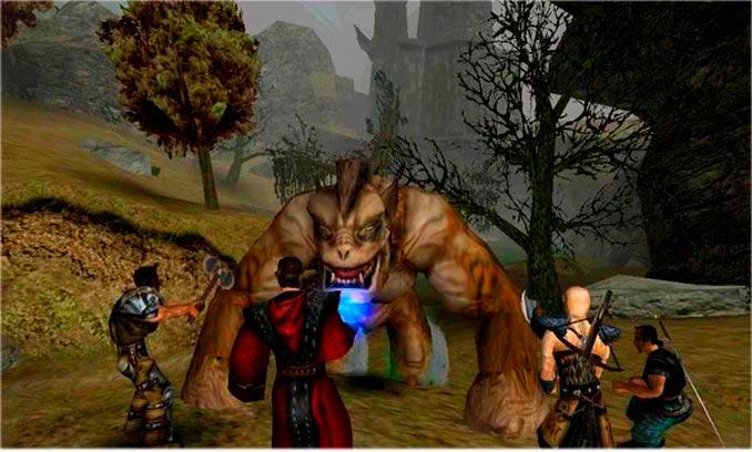 Пятёрка любимых RPG игр детства - личный ТОП