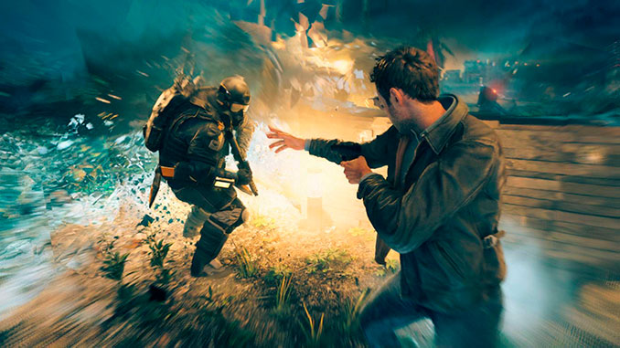 Quantum Break похожие на uncharted