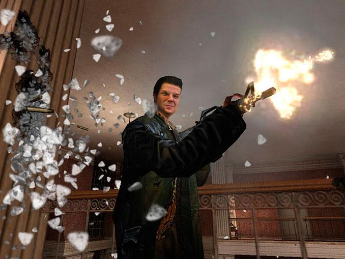 Max Payne игры про бандитов