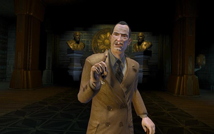 Андрей Раяновский из Bioshock