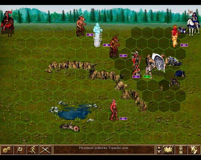 Heroes игры про магию на пк
