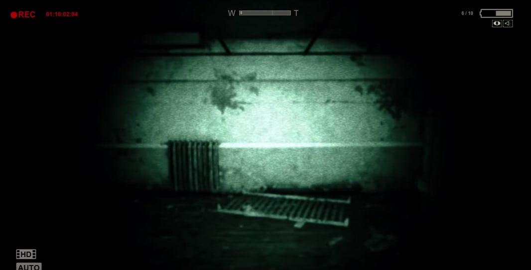 аутласт - страшная игра про психиатрическую больницу