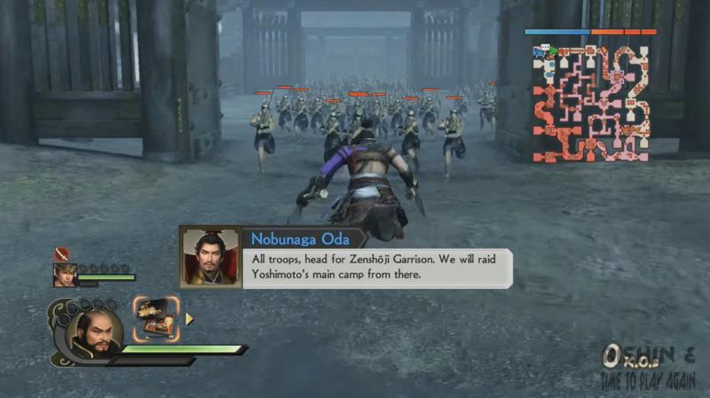 игры про самураев samurai