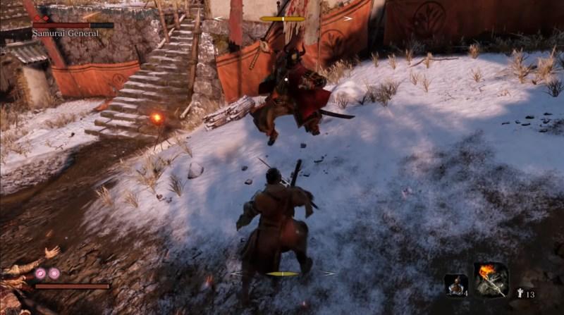 игры про самураев sekiro