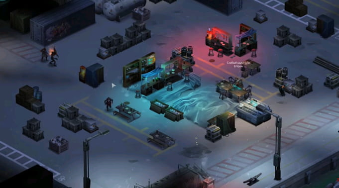 Shadowrun Returns серия игр