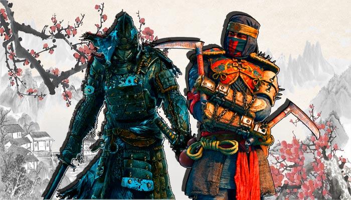топ игр про самураев