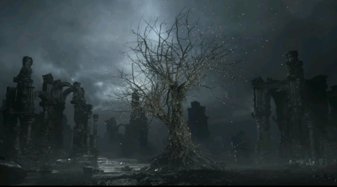 Dark Souls 2 ухудшили графику