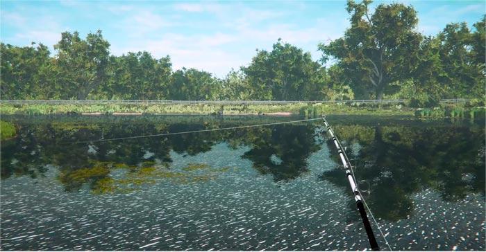fishing planet 3d игра