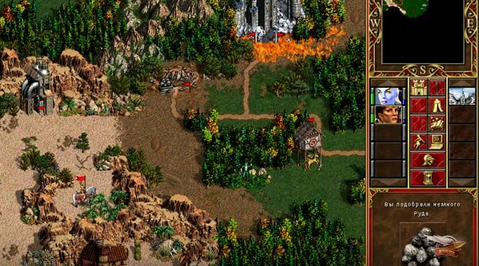 Heroes of Might and Magic пошаговые стратегии