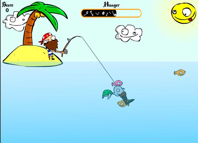Island Fishing про рыбалку