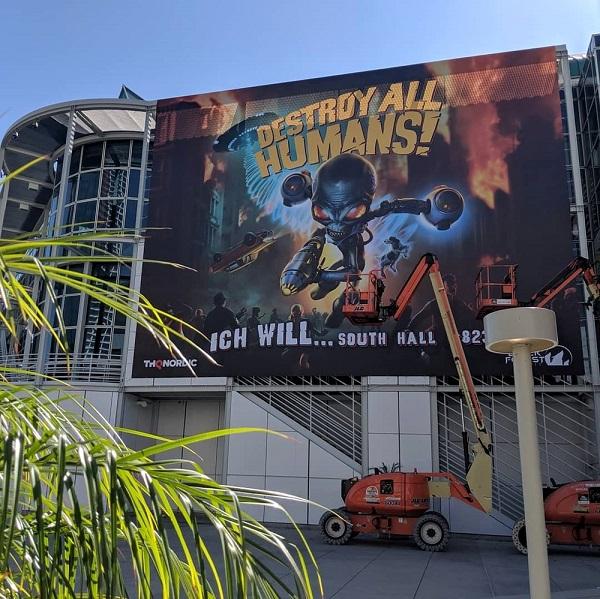 Лос-Анджелес в предвкушении Е3