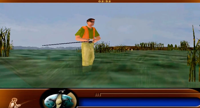 Matt Hayes Fishing игра про рыбалку
