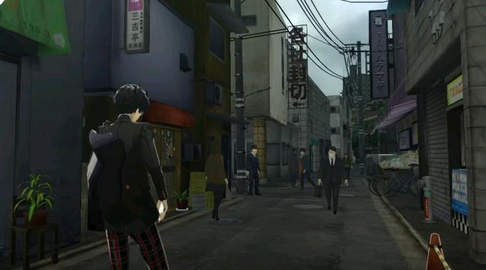 персона 5 японская рпг