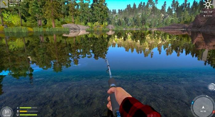 Русская рыбалка 4 симулятор
