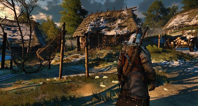 The Witcher 3: Wild Hunt про наёмников