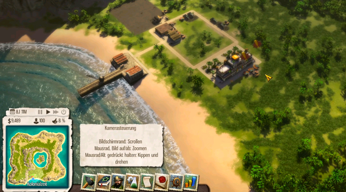 Tropico - Tycoon игра на ПК