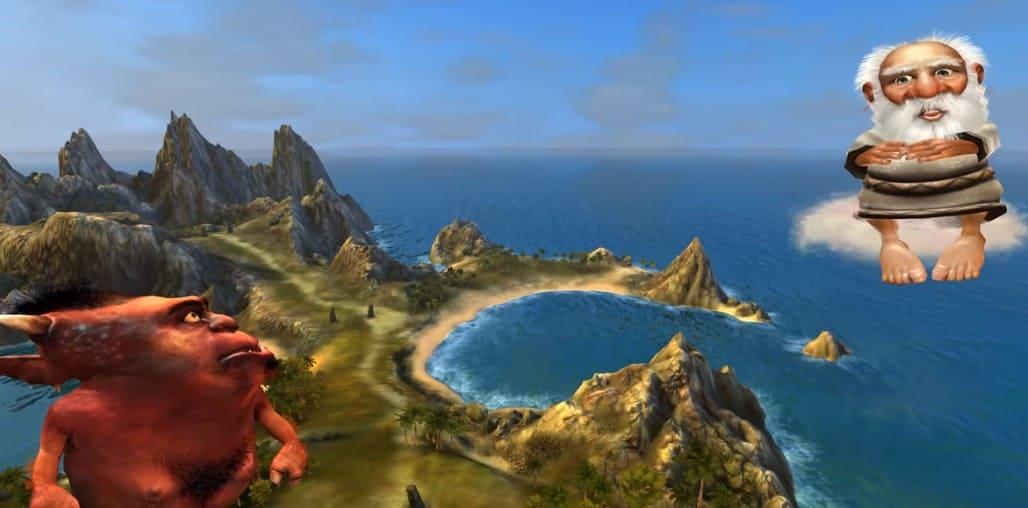 5 игр в которых вы будете богом