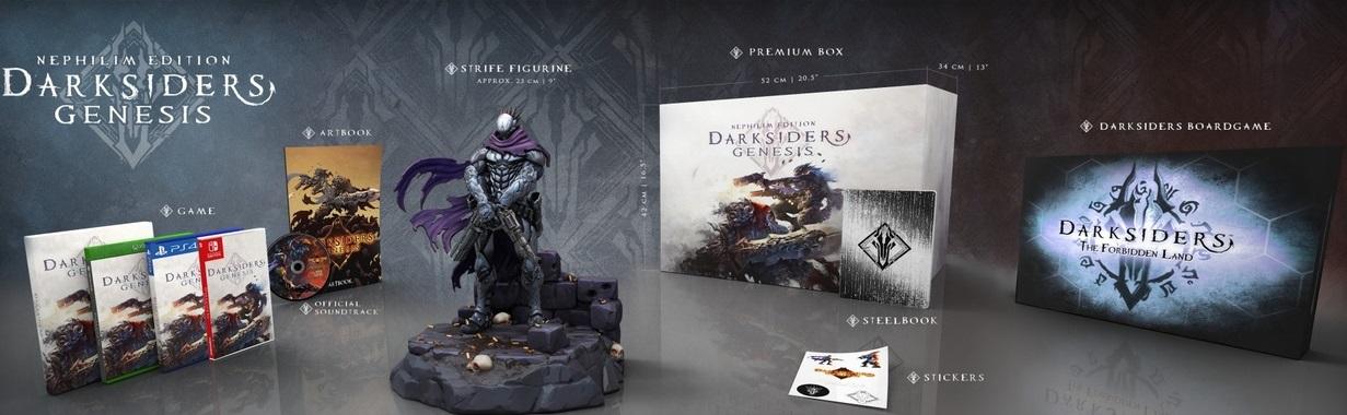 У Darksiders: Genesis будет целых два коллекционных издания