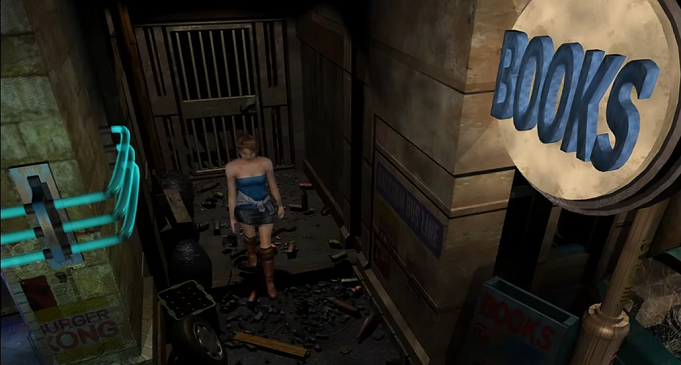 Фанаты даровали высококачественный апгрейд Resident Evil 3