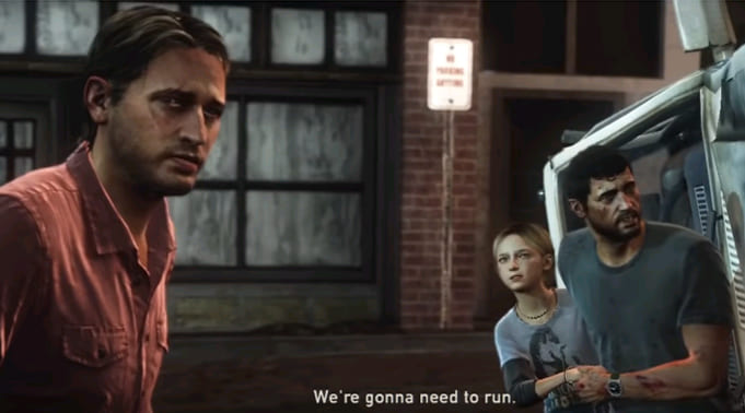 The Last of Us игры про вирусы и эпидемии
