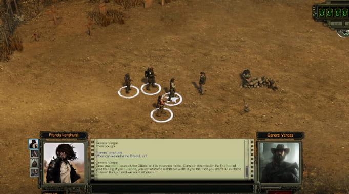 Wasteland 2 игры про апокалипсис
