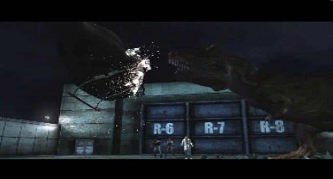 Dino Crisis ремейк