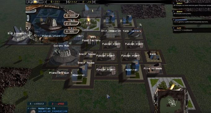 Imperium Galactica II ремейк