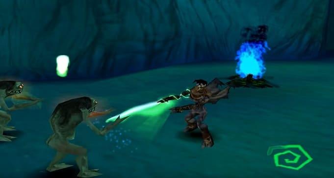 Legacy of Kain Soul Reaver ремейк