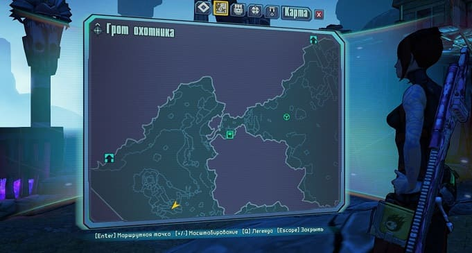 Гайд по рейдовым боссам в Borderlands 2: Дексидоус Непобедимый