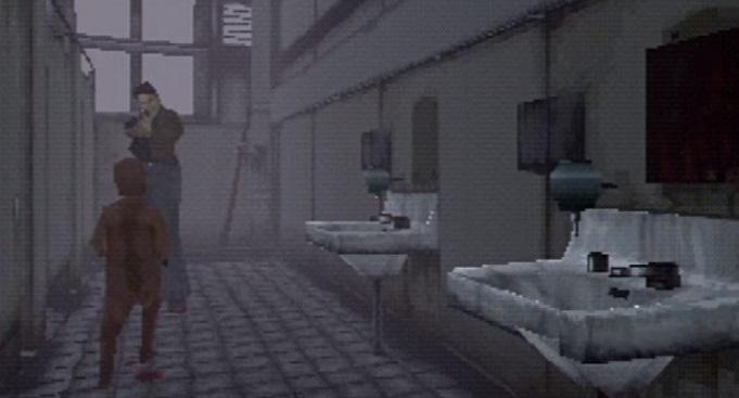 Silent Hill игры про больницы на пк