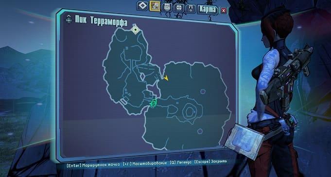 Как победить Терраморфа в Borderlands 2: Подробный гайд