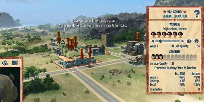 Tropico 4 экономические стратегии на пк