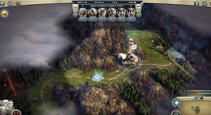 Age of Wonders пошаговые стратегии