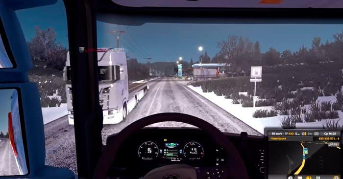 Euro Truck Simulator игры про бизнес на пк