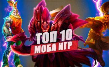 top 10 moba igr