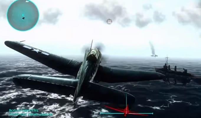 Air Conflicts аркадная игра об авиации второй мировой войны