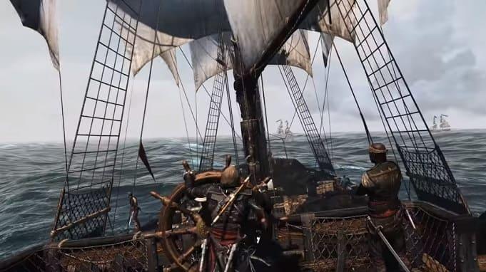 Assassin's Creed IV Black Flag - одна из лучших частей знаменитой серии