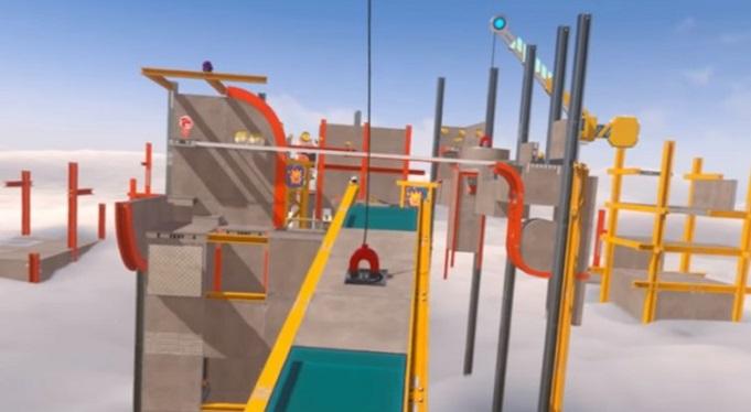 Игра для ПК в VR