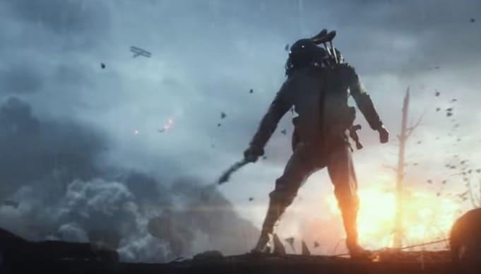 Battlefield 1 - лучший шутер о событиях первой мировой войны