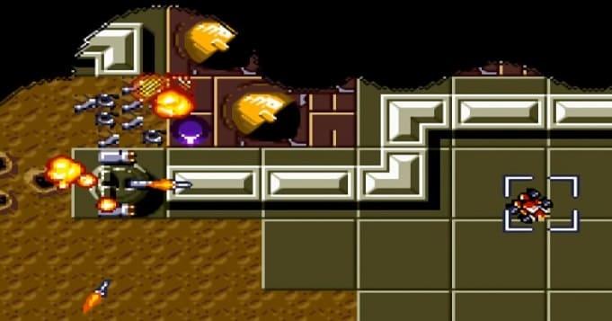 Дюна 2 для Sega Mega Drive