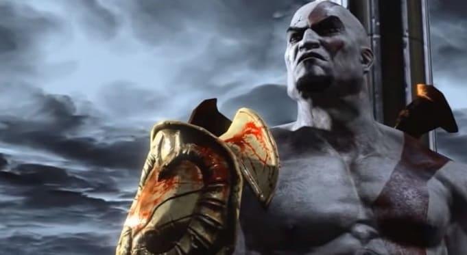 God of War - игра об известном боге войны, который уничтожил всех греческих богов-олимпийцев
