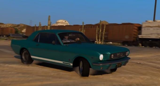 Grand Theft Auto V на xbox one x