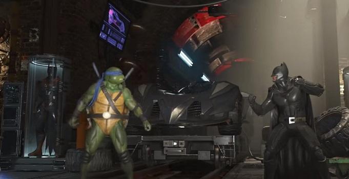 Injustice 2 - файтинг в мире супергероев