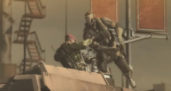 Metal Gear Rising Revengeance про наёмнкиов