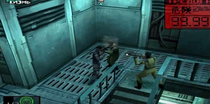 Лучшие игры для PlayStation