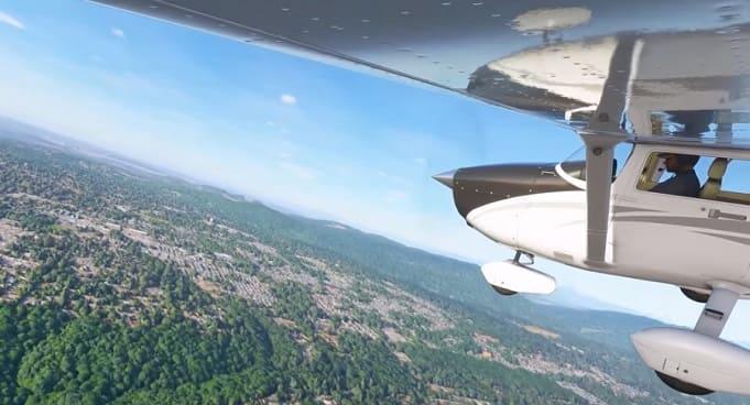 Microsoft Flight Simulator - самый известный авиасимулятор в мире