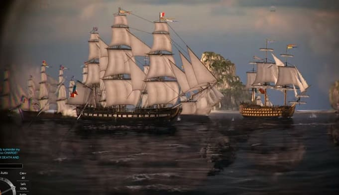 Naval Action - отличный экшн на тему корабельных баталий и пиратов вышедший в steam. Игра от Украинских разработчиков, получила высокие оценки и признание игроков