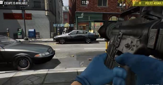 Payday 2 игры про бандитов на пк